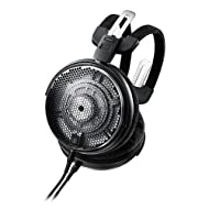 Audio-Technica ATH-ADX5000 Audiophile Open-Air Dynamic Hi-Res Over-Ear Headphones (Black)