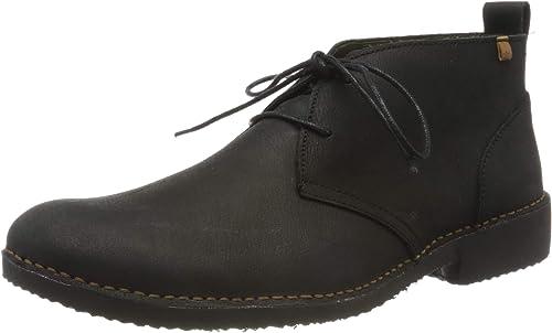 El Naturalista NG26 Mens Yugen Pleasant Brown Shoes