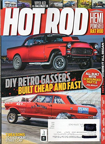 Car Craft Magazine Drag Racing - 4