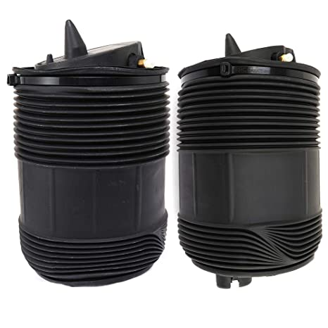 Air Bags Suspension >> Amazon Com Ineedup 4m0616002 Rear Air Bags Suspension Air