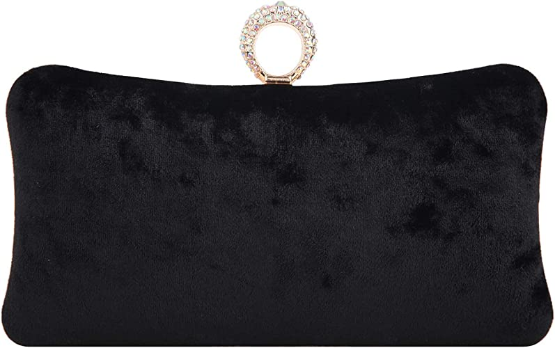 New Patent Clutch Bag Glossy Evening Wedding Pleated Designer Handbag Womens