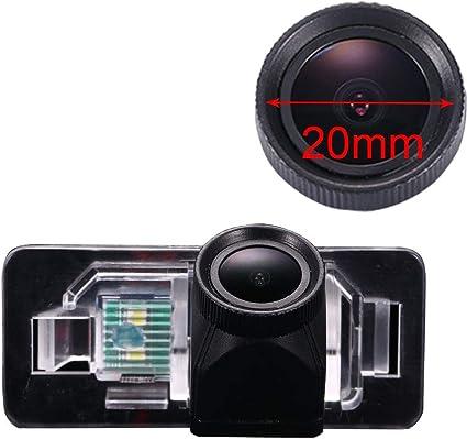 170° CCD Night Vision Backup Reverse Rear View Camera For BMW E39 E46 E53 US New