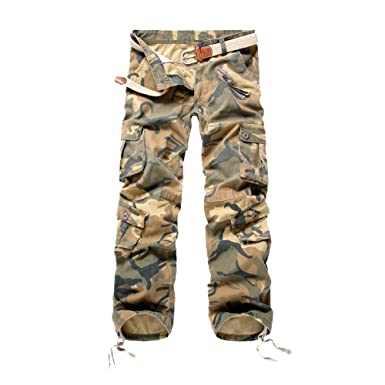 Camouflage Hose Männer Casual Camo Cargo Hosen Hip Hop Joggers Streetwear Pantalon Homme multi tasche Military Tactical Pants ali 34132971