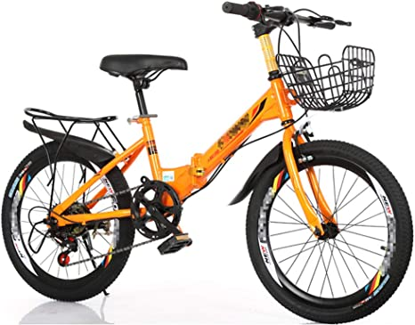 SYCHONG Niño De Bicicletas De Montaña Variable La Velocidad Doble ...