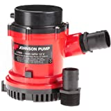 Johnson Pump 189 – 1600400 Heavy Duty Pompe vide-cave, 6067 L/H, 12 V
