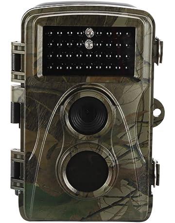 Wilde Cámara, kasit 720P PIR Sensor Control Scouting Wildlife Trail Cámara 34 ledes infrarrojos para