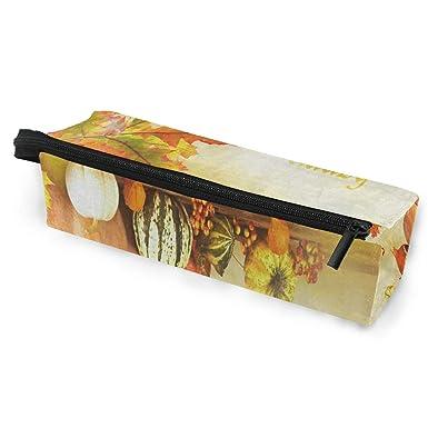 Amazon.com: Estuche para gafas de otoño, hojas de verduras ...