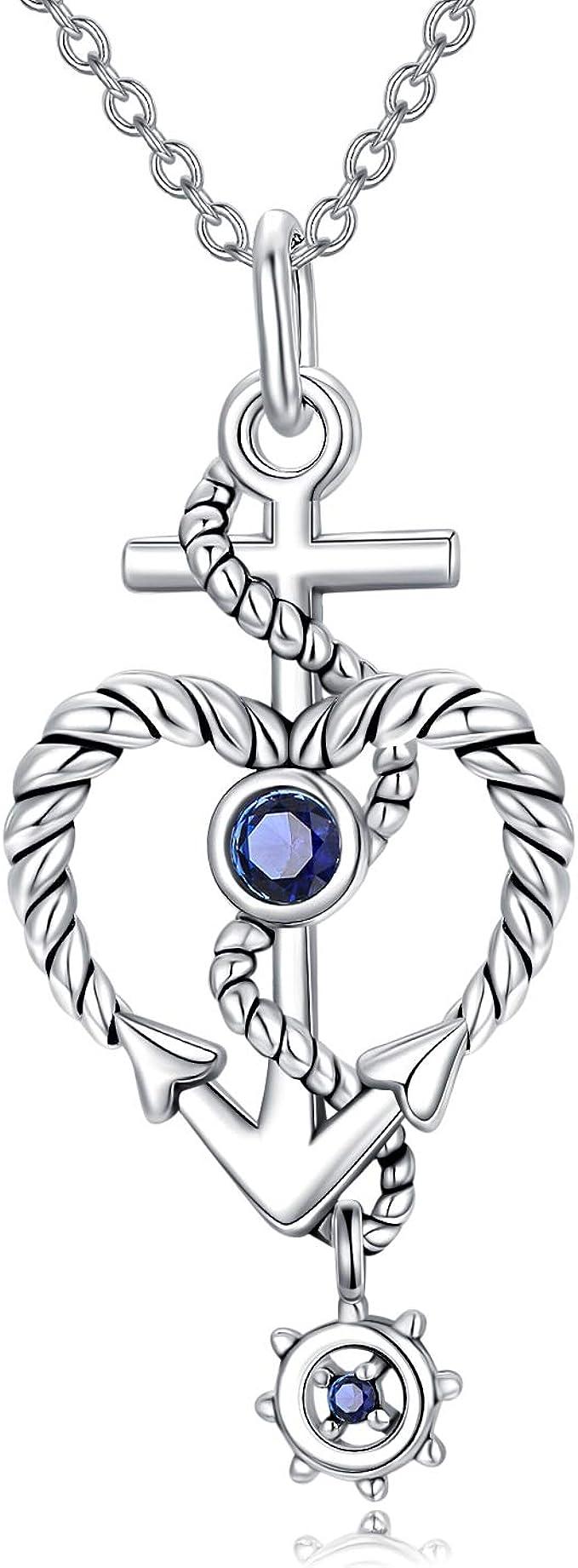 Hope Bracelet PBL- 29 Sailor Bracelet Anchor Bracelet in Silver Gold Nautical Bracelet Good Luck Jewelry