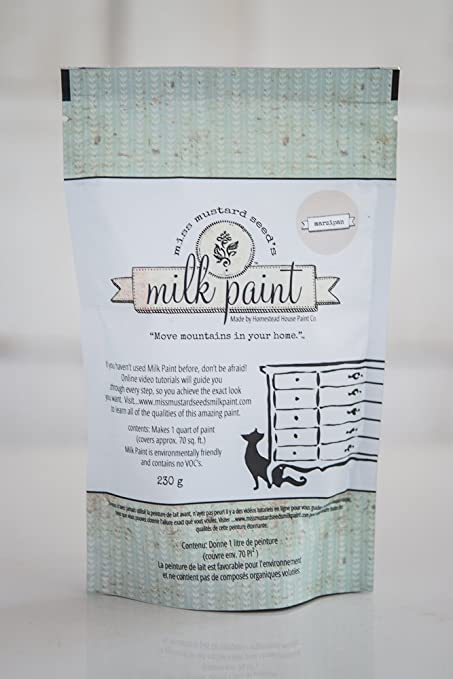 Miss Mustard Seeds Milk Paint Marzipan 1qt