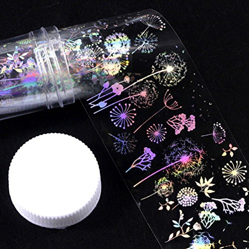 Decal Foils - Nail Art,Putars Women Sexy DIY Major Design Nail Art Foil Stickers Transfer Decal Tips Manicure