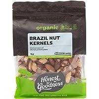 Honest to Goodness Organic Brazil Nut Kernels