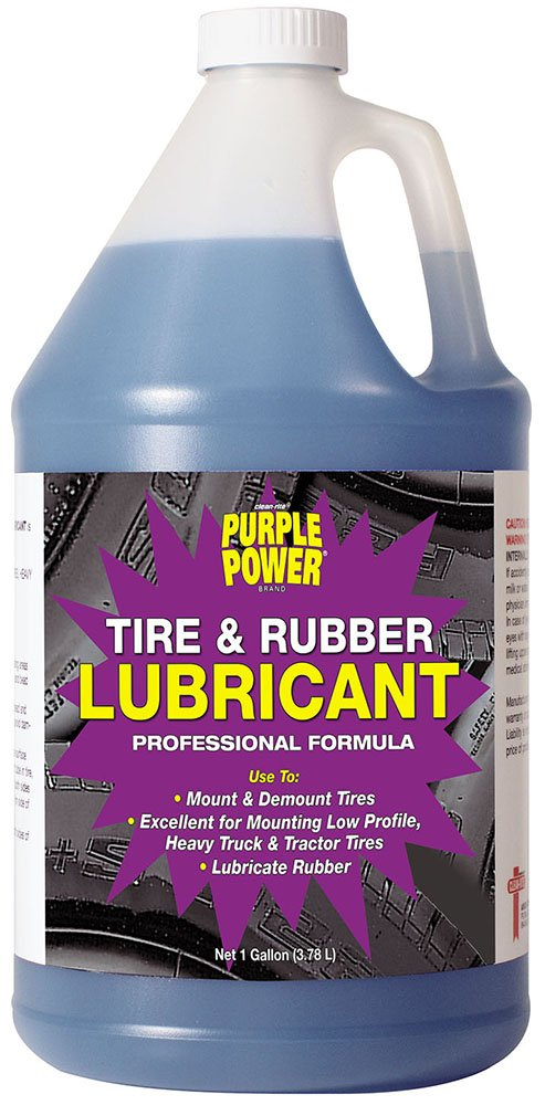 Purple Power (3920P) Tire and Rubber Lubricant - 1 Gallon by PURPLE POWER