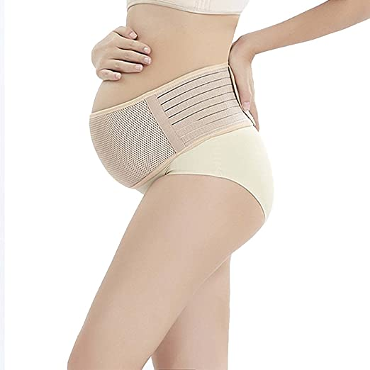 e940bdb2d Este cinturón proporciona soporte para el abdomen. Sentirás un alivio en el  peso