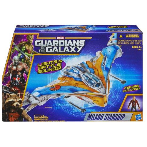 Marvel Guardians of The Galaxy Milano Starship Vehicle
