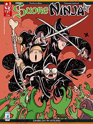 Amazon.com: Suore Ninja n°1 - Zombie gay in Vaticano ...