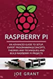 Raspberry Pi: An Advanced Guide to Setup, Expert Programming(Concepts, theories and techniques) and Build Raspberry Pi…
