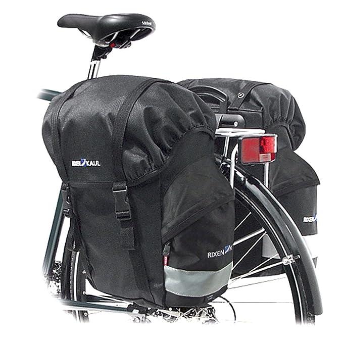 Amazon.com: KLICKfix Classic – Alforjas para bicicleta – Par ...