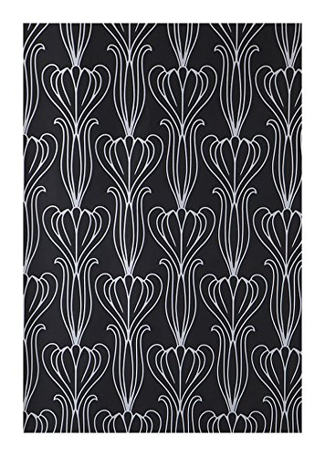 tempaper bela self adhesive temporary wallpaper midnight - Temporary Walpaper