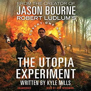 Robert Ludlum's The Utopia Experiment Audiobook