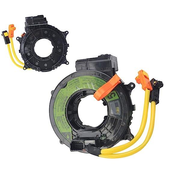 Resorte de reloj en espiral de alta calidad de 86 mm OE# 84306-60080 84360-33090: Amazon.es: Coche y moto
