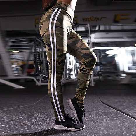 Meibax Leggings Deportes Pantalones Para Mujeres De Estampado De Las Entrenamiento Gimnasio Correr De Fitness Gym Yoga Pantalon Deportivo Mallas Running Workout Pantalones Elasticos Deportes Y Aire Libre Ropa Deportiva
