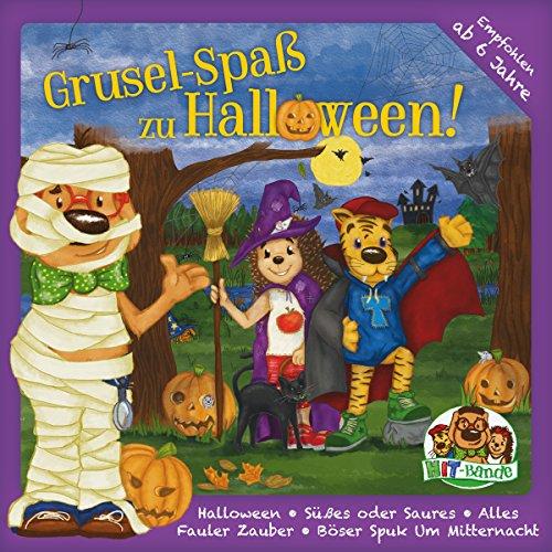 Grusel-Spaß zu Halloween -