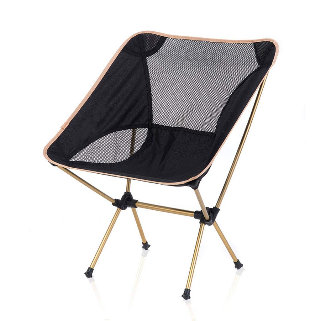 KAI LE Outdoor-Portable Ultra-Light-Klappstuhl, Angeln Lounge Chair, Sketch Stuhl, Strandstuhl