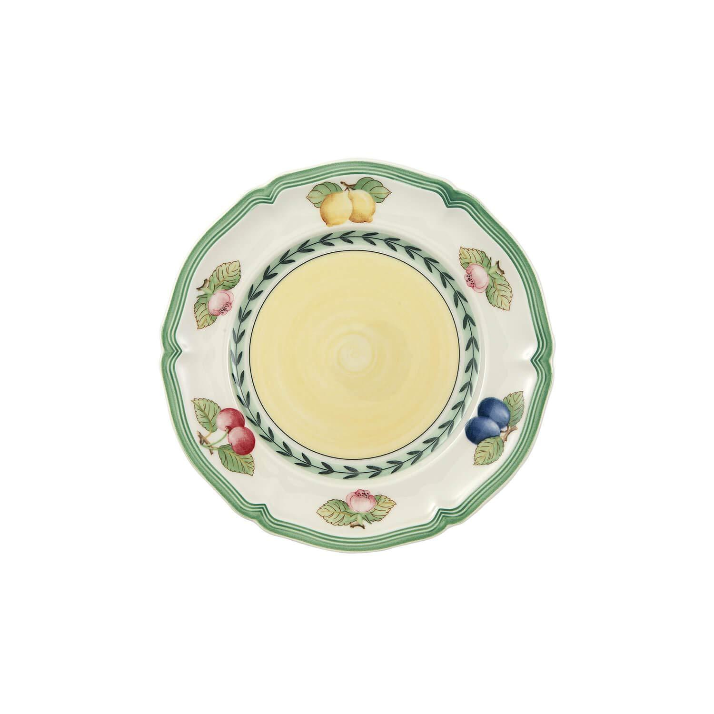 Blanc//Multicolore 17 cm Villeroy /& Boch French Garden Fleurence Assiette /à pain Porcelaine Premium