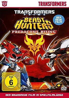 Transformers Prime - Beast Hunters: Predacons Rising /DVD