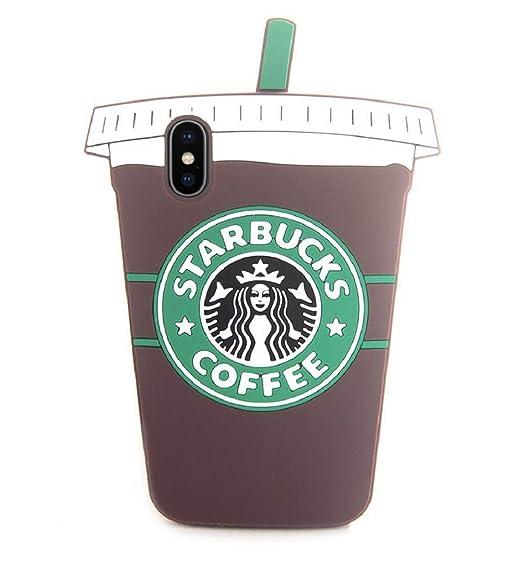 iphone xs case coffee