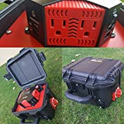PeeWee Runner : portable energy system, Lithium Ion Battery Technology. Replacement for gas generators. Portable...