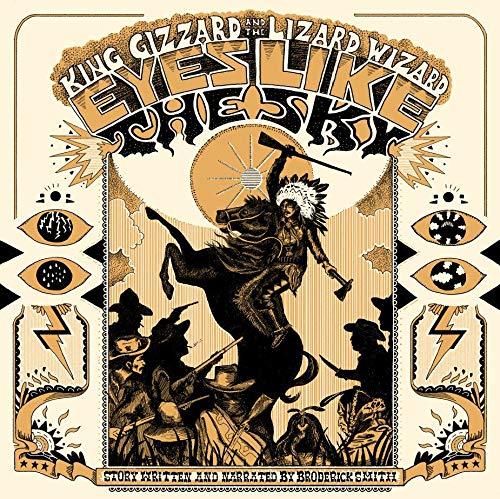 Eyes Like The Sky (Limited Edition Halloween Orange Vinyl) (Reissue)