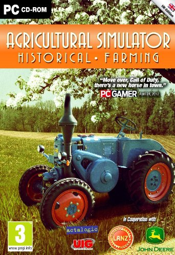 Agricultural simulator: historical farming on steam.