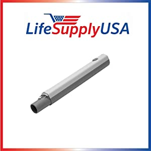 LifeSupplyUSA Replacement Gray Wand Tube Compatible with Electrolux Aerus Epic 6500, Guardian 8000, 9000, Renaissance, Legacy, Centralux Vacuum Wand Tube