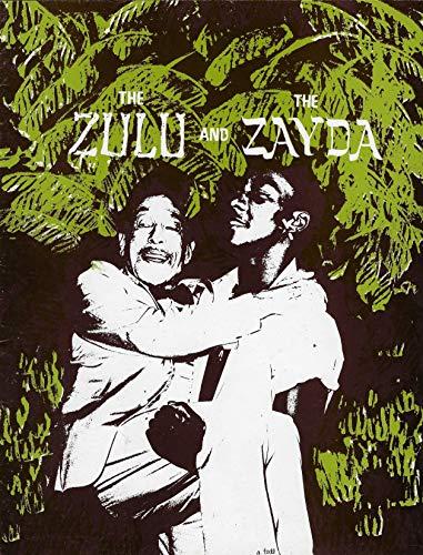 "Harold Rome""The ZULU and the ZAYDA"" Menasha Skulnik/Howard Da Silva 1966 Souvenir Program"