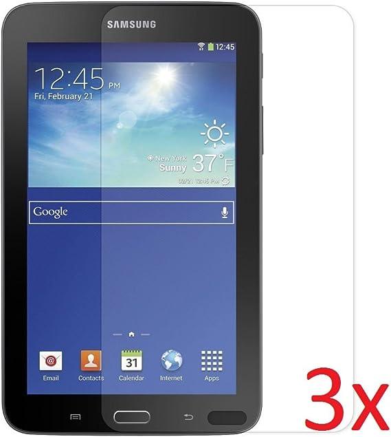 SuperGuardZ Tempered Glass Screen Protector Shield Samsung Galaxy Tab 3 7 /& 8 in