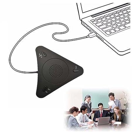 Konferenz Mikrofon Lautsprecher Internet Telefon Telefon usb-500 omnidirektional VoIP Lautsprecher omnidirektional USB Mikrof