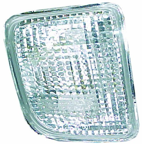 IPCW CWB-2010B Clear Front Bumper Light - Pair