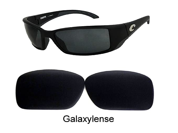 cc38a4c2f1 Image Unavailable. Image not available for. Color  Galaxy Anti-Sea  Corrosion Replacement Lenses For Costa Del Mar Blackfin Black Polarized