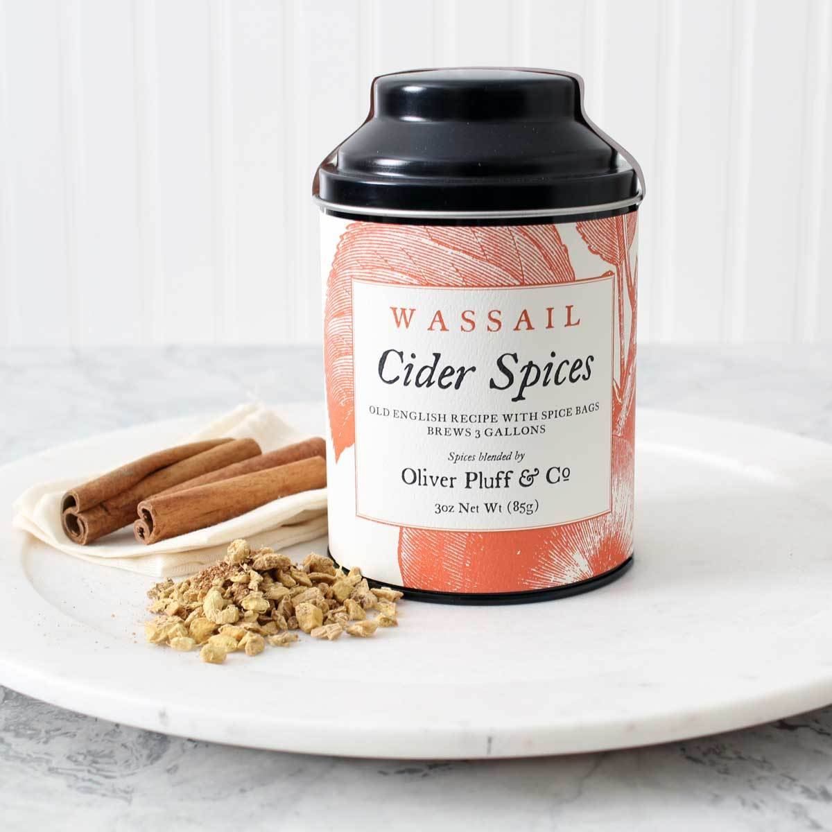 Old English Cider Wassail - Mulling Spices Kit