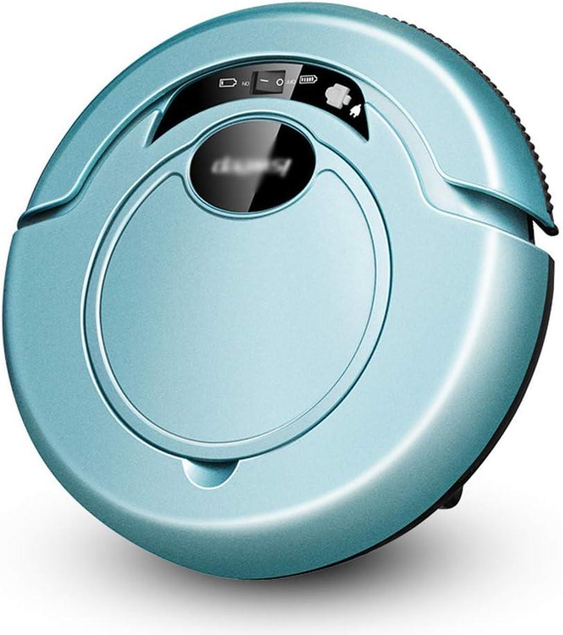 Jary Mute Balayer Anti-Goutte Robot Anti-Collision Aspirateur Multifonction Cleaner Ultra-Mince Matériau li (Color : C) A
