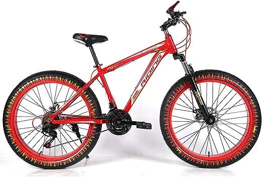 YOUSR Bicicleta 24 Pulgadas Dirt Bike 20 Pulgadas para Hombres y ...