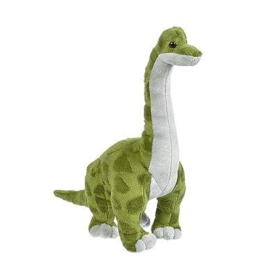 "Rhode Island Novelty 15"" Animal Den Brachiosaurus Plush: Toys & Games"