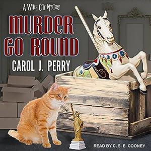 Murder Go Round Audiobook