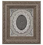 Large Framed Islamic Wall Art Muslim Home Decor Gift 99 Names of Allah 24 x 28in 1240