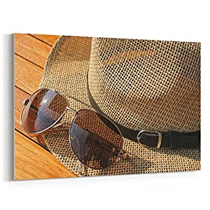 Westlake Art Eyewear Glasses - 12x18 Canvas Print Wall Art - Canvas Stretched Gallery Wrap Modern Picture Photography Artwork - Ready to Hang 12x18 Inch (A2FA-8E06E)