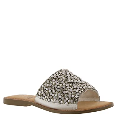 99176eef655d Naughty Monkey Womens Susanna Open Toe Casual Slide Sandals