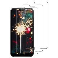 Pellicola Vetro Temperato per Huawei Honor 10, [3 Pack] Pellicola Protettiva Huawei Honor 10, 9H Durezza, Ultra Resistente, HD Alta Trasparenza Protezione Antigraffi Screen Protector Film per Honor 10