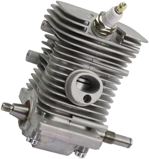 D Dolity Neuer Kompletter Motor Motor Zylinder Kurbelwelle Für Stihl Ms170 Ms180 018 Baumarkt