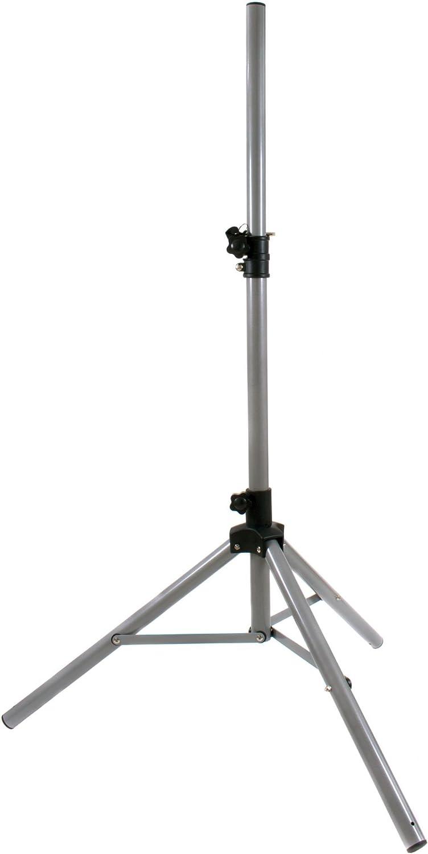 Opticum Dreibein Sat Stativ Premium Aluminium Camping Sat Stativ Ausziehbar 150cm Bis 80cm Antennendurchmesser 3x Heringe Einfache Installation Heimkino Tv Video